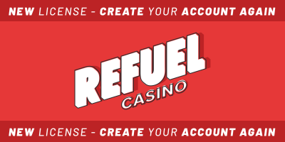 refuel_casino_logotype